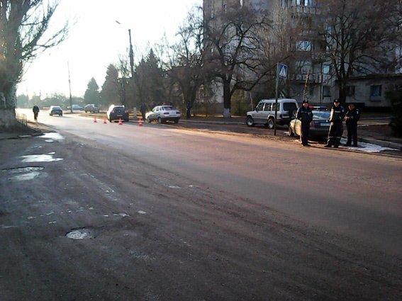 На Николаевщине дама на Рено сбила школьника на зебре (ФОТО) (фото) - фото 2