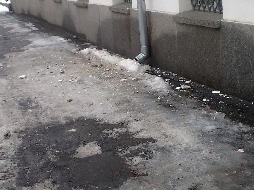 В Полтаві руйнується будівля міської ради (ФОТОФАКТ) (фото) - фото 2