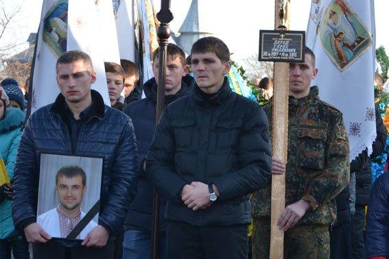 Рік тому в зоні АТО загинув Тарас Дорош (ФОТО+ВІДЕО) (фото) - фото 1