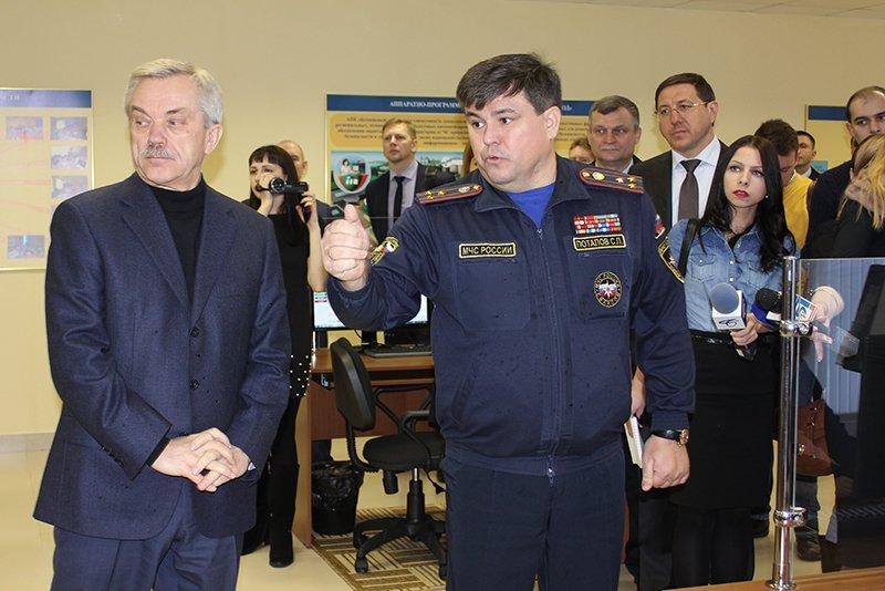 В Белгородском районе открыли Центр обработки вызовов системы «112», фото-5
