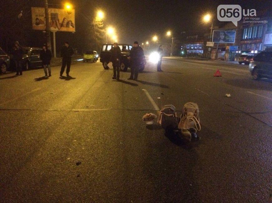 В ДТП на набережной Победы в Днепропетровске погибла студентка из Днепродзержинска (фото) - фото 1