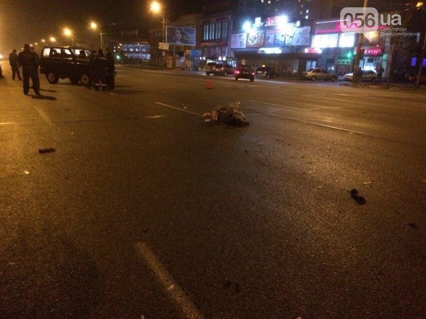 В ДТП на набережной Победы в Днепропетровске погибла студентка из Днепродзержинска (фото) - фото 2
