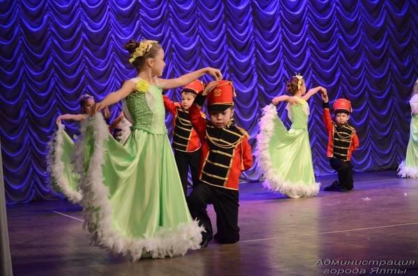 В Ялте прошёл юбилейный рождественский фестиваль «Святки», фото-7