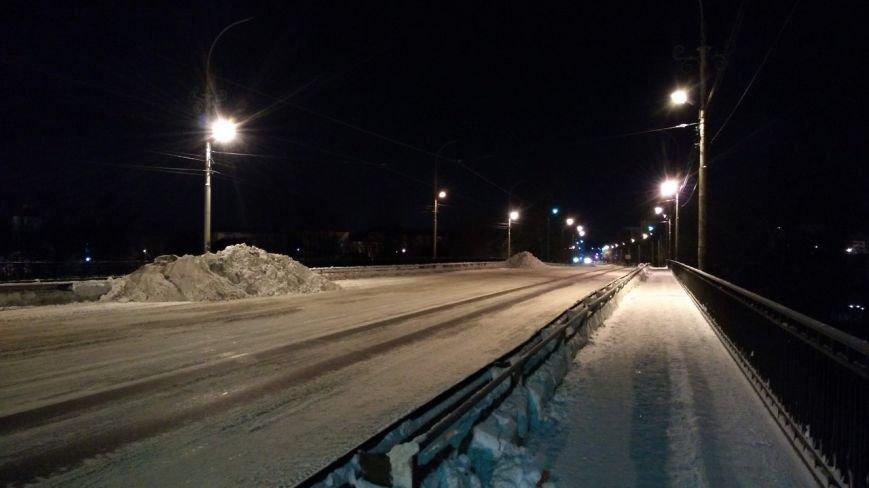 Ночью  в Твери  на уборку снега вышло 98 единиц техники (фото) - фото 3