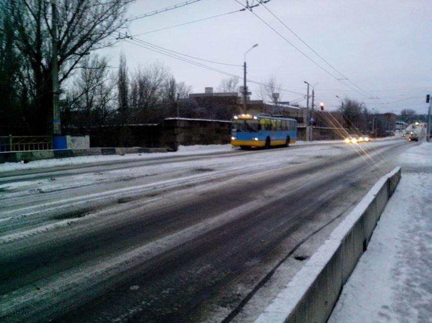 В Краматорске запущен троллейбус в Старый город, фото-1