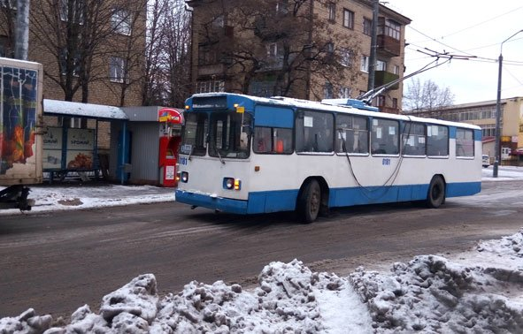 Запущен троллейбус в Старый город (фото) - фото 5