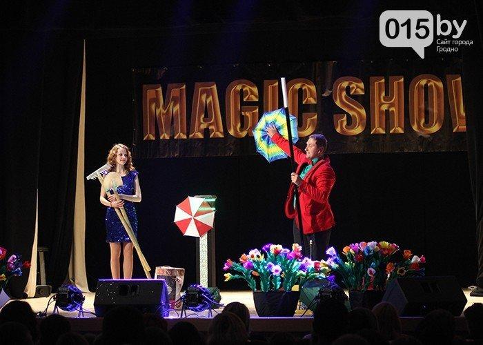 21 февраля в Гродно пройдет третий международный фестиваль фокусников «Magic Show» (фото) - фото 4