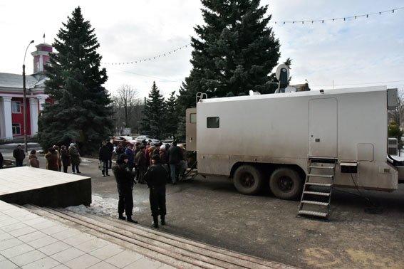 Вячеслав Аброськин проинспектировал работу полиции в Артемовском районе (фото) - фото 4