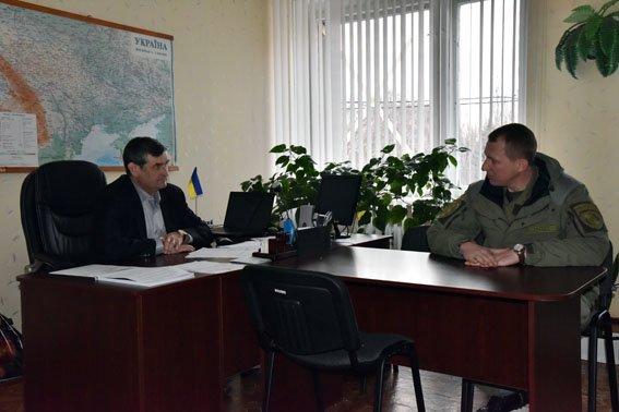 Вячеслав Аброськин проинспектировал работу полиции в Артемовском районе (фото) - фото 6