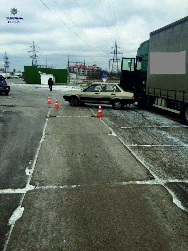 У Львові сталася потрійна ДТП (ФОТО) (фото) - фото 2