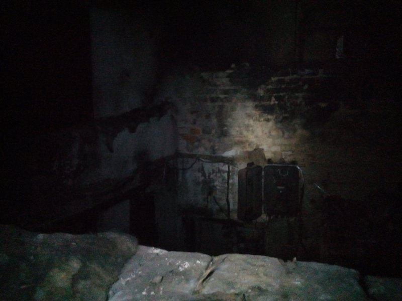 На Сумщине едва не сгорел дом культуры (ФОТО), фото-1