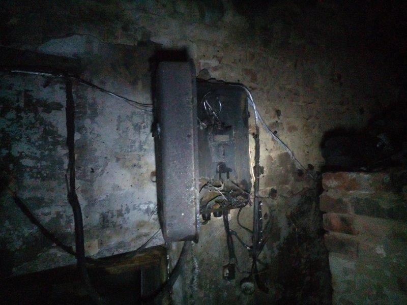 На Сумщине едва не сгорел дом культуры (ФОТО), фото-2