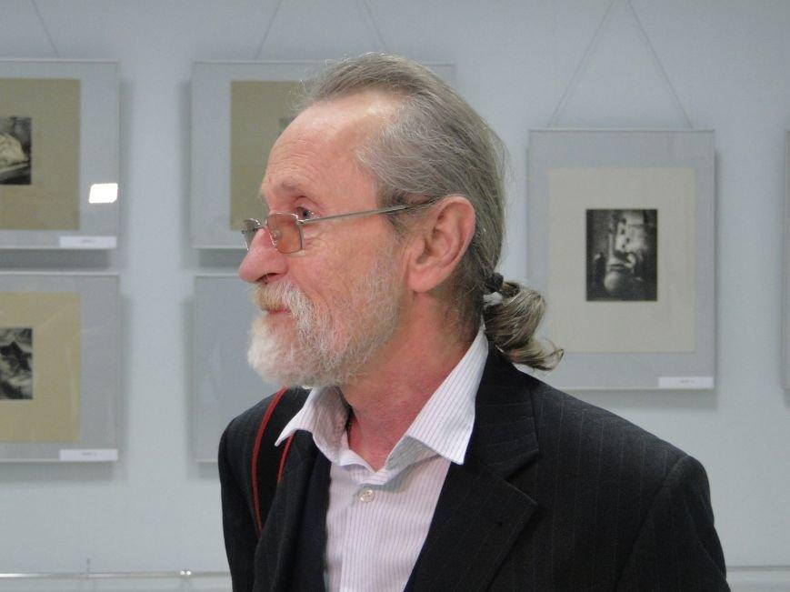 У Хмельницькому відкрили персональну виставку класика української фотографії Олега Огородника (Фото) (фото) - фото 1