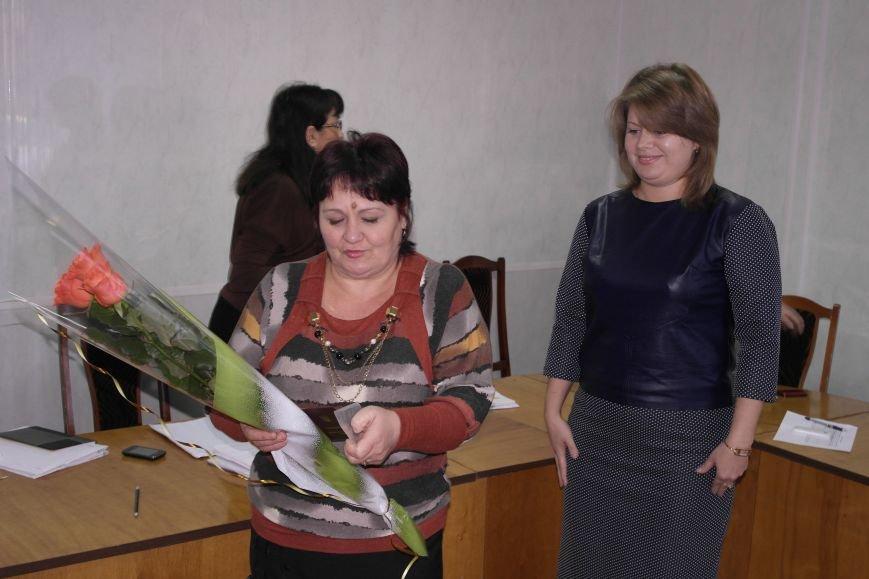 В Красноармейске награждена мать-героиня, фото-1