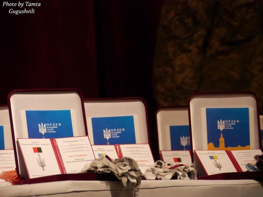 У Тернополі урочисто нагородили Народних Героїв України (ФОТОРЕПОРТАЖ) (фото) - фото 3