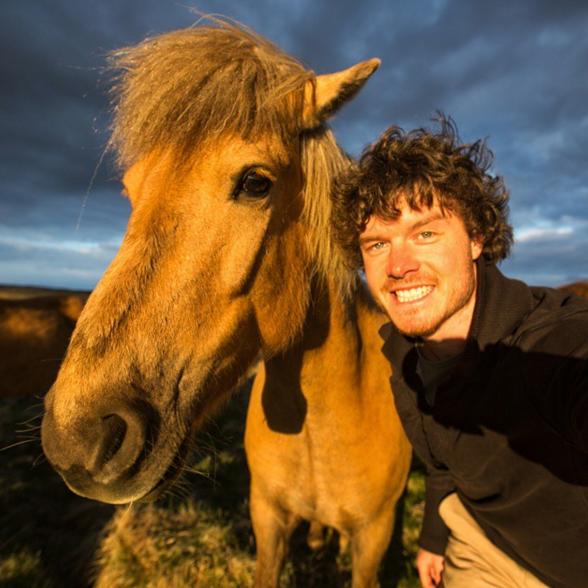 Фотограф з Ірландії опублікував кумедні селфі з тваринами (ФОТО) (фото) - фото 1
