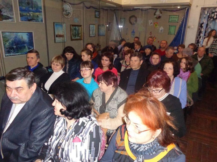Каковы они, «Тайны земли»? В Красноармейске презентовали новую книгу писателя и краеведа Петра Гайворонского (фото) - фото 4