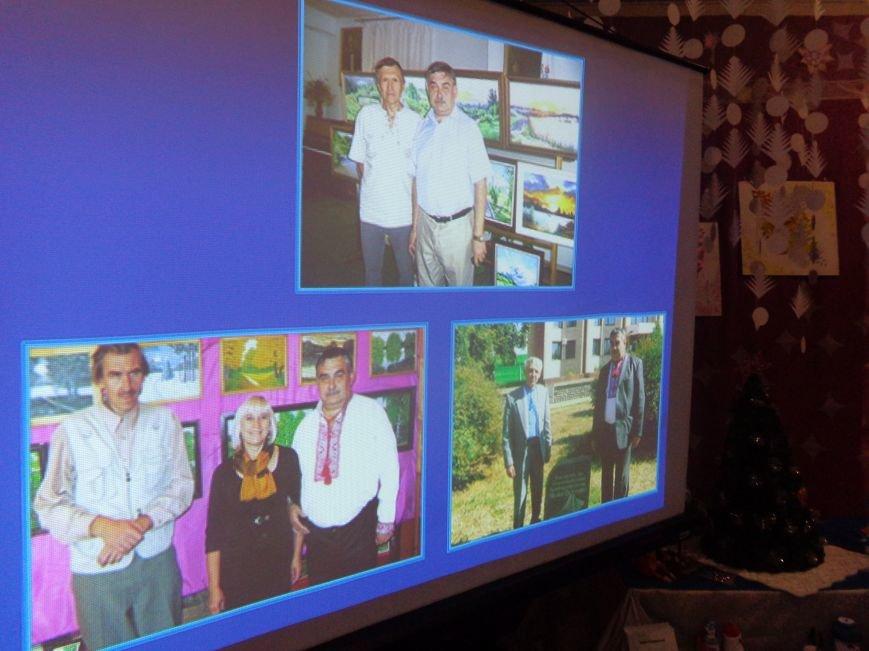 Каковы они, «Тайны земли»? В Красноармейске презентовали новую книгу писателя и краеведа Петра Гайворонского (фото) - фото 11
