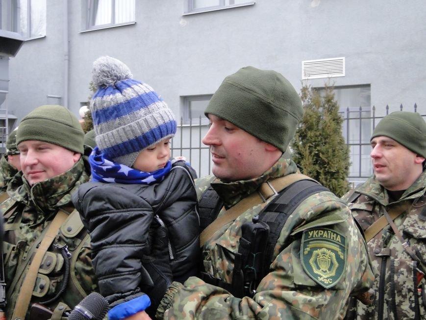 У Хмельницькому чергова ротація правоохоронців у зону АТО (Фото) (фото) - фото 3