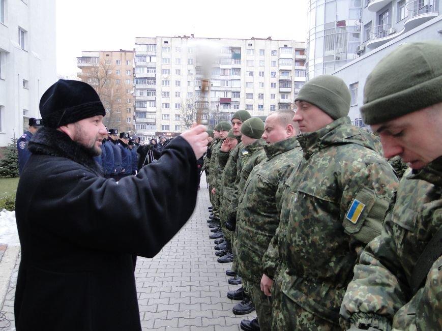 У Хмельницькому чергова ротація правоохоронців у зону АТО (Фото) (фото) - фото 6