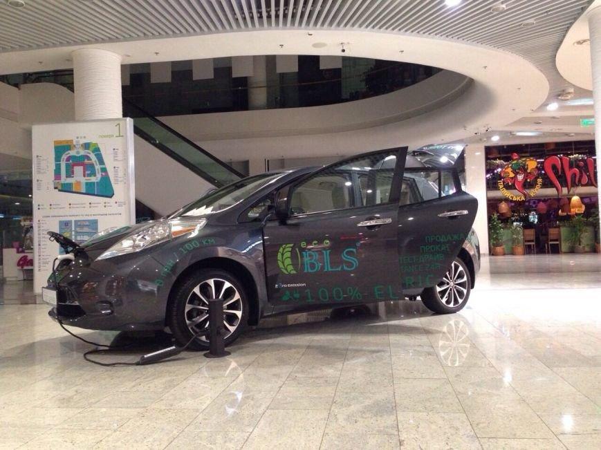Украину ожидает революция электромобилей, фото-1
