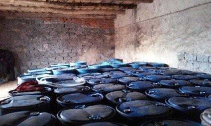 На Черкащині знайшли 17 тонн спирту невідомого походження (ФОТО) (фото) - фото 1