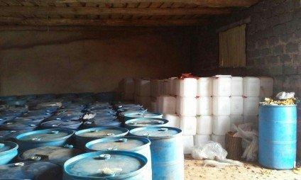 На Черкащині знайшли 17 тонн спирту невідомого походження (ФОТО) (фото) - фото 4