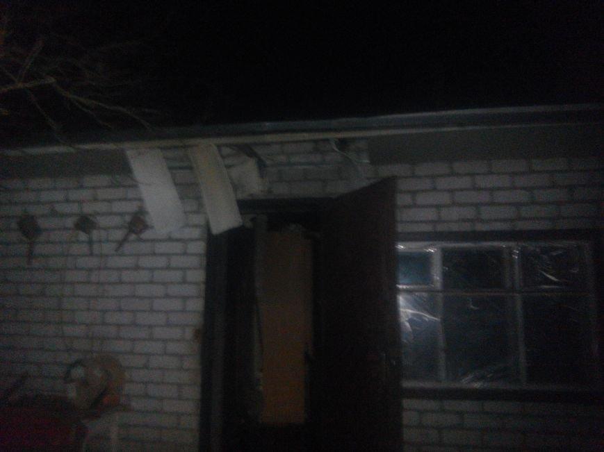 В Кременчуге горели два жилых дома (ФОТО), фото-5