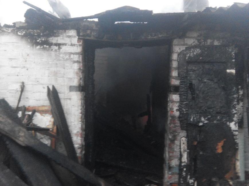 В Кременчуге горели два жилых дома (ФОТО), фото-2