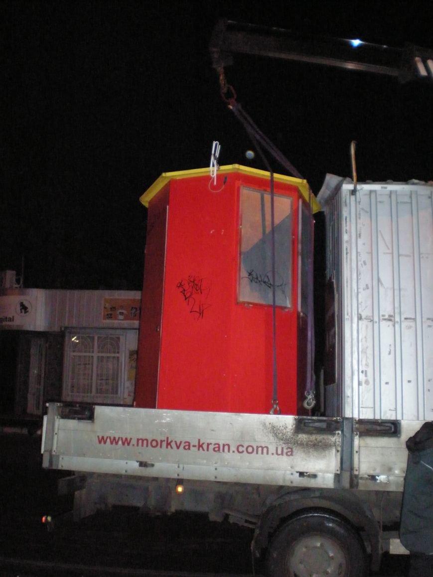 В Николаеве снесли незаконные МАФы в центре города (ФОТО) (фото) - фото 2