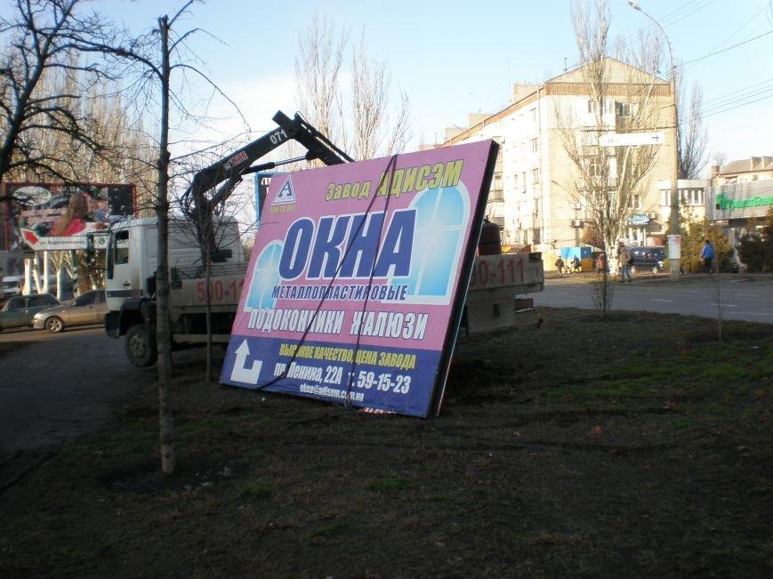 В Николаеве снесли незаконные МАФы в центре города (ФОТО) (фото) - фото 3