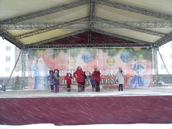 Что было самое интересное на «празднике снега» в Витебске (фото) - фото 2