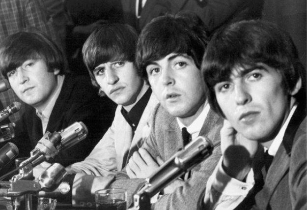 Трішки британського гумору від The Beatles у їхній Міжнародний день (Фото) (фото) - фото 1