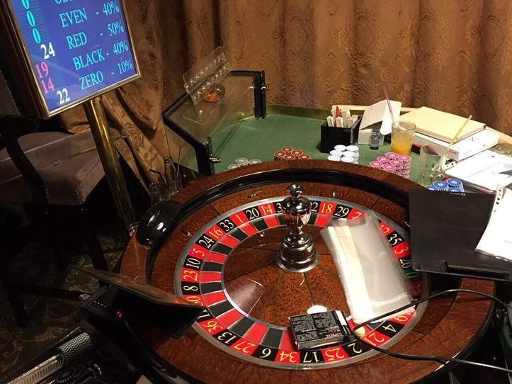 В Киеве СБУ ликвидировала подпольное казино с ежедневным оборотом 1 млн грн (ФОТО) (фото) - фото 1