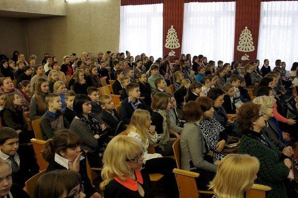 Череду рождественских городских мероприятий в Новополоцке продолжил детский праздник «Кто добро творит, того Бог благословит!» (фото) - фото 8
