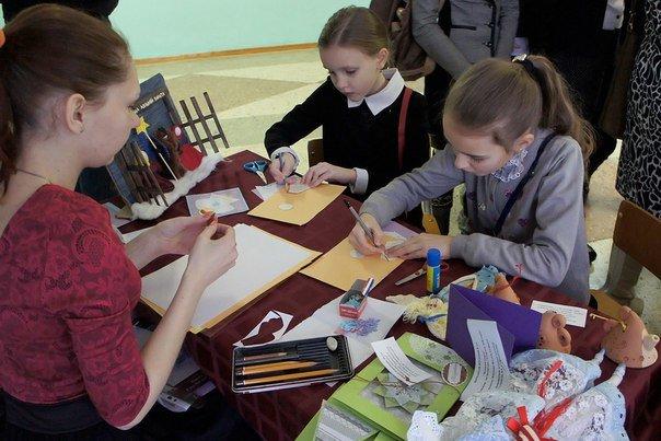 Череду рождественских городских мероприятий в Новополоцке продолжил детский праздник «Кто добро творит, того Бог благословит!» (фото) - фото 4