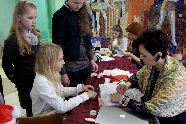 Череду рождественских городских мероприятий в Новополоцке продолжил детский праздник «Кто добро творит, того Бог благословит!» (фото) - фото 6