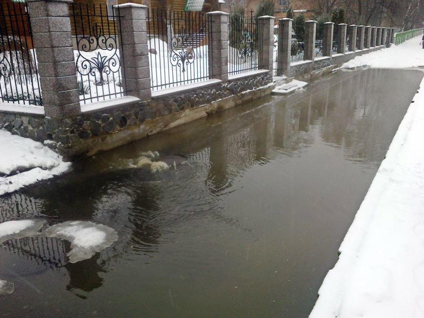 Полтавчане жалуются на потоп из фекалий на Браилках (фото) - фото 1