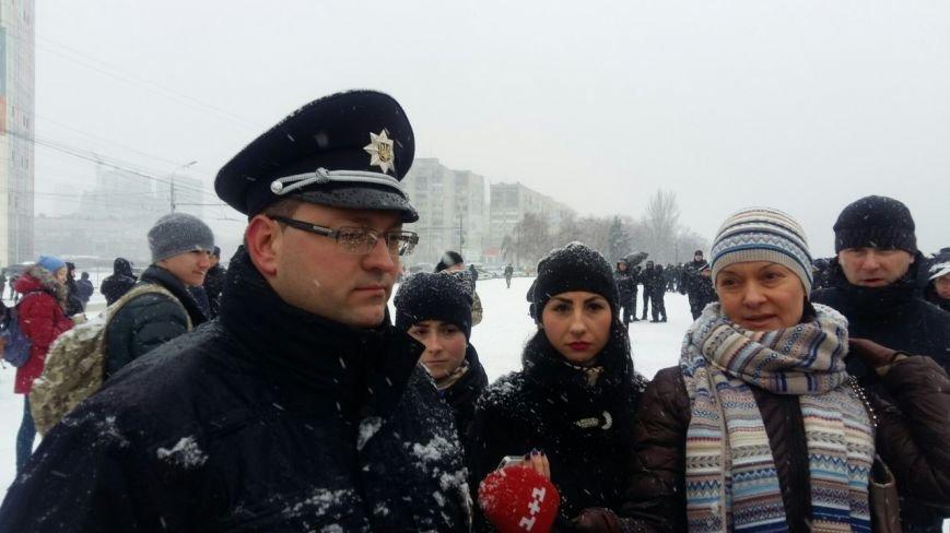 В Днепропетровске презентовали новую полицию (ФОТО), фото-1