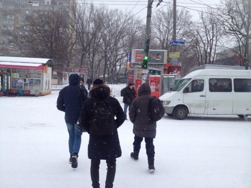 Днепропетровск замело снегом (ФОТО) (фото) - фото 3
