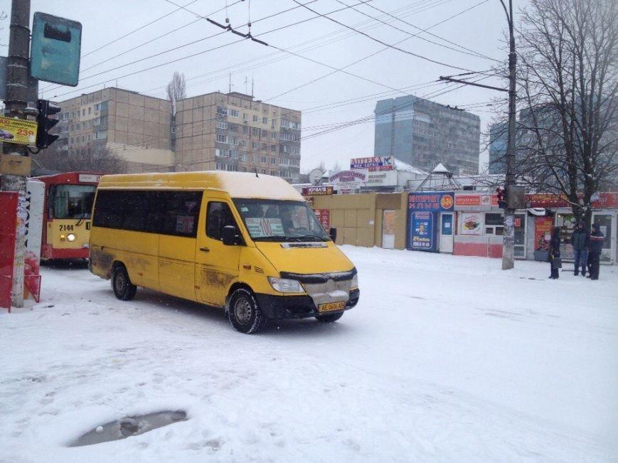 Днепропетровск замело снегом (ФОТО) (фото) - фото 2