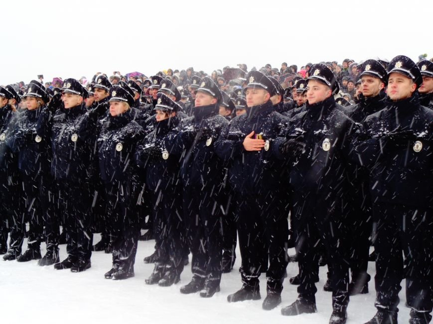 Днепропетровские патрульные рассказали, почему пошли в полицию (ФОТО) (фото) - фото 5