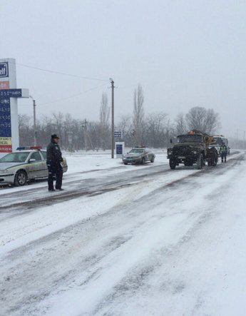 Дороги Николаевщины контролируют полицейские (ФОТО) (фото) - фото 5