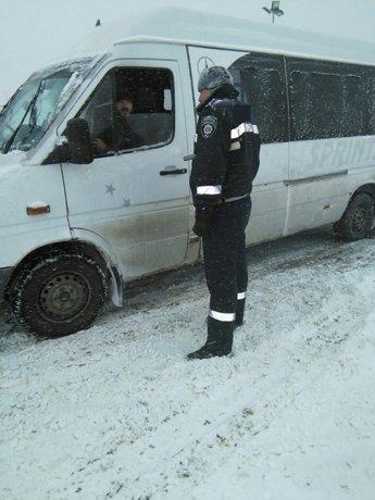 Дороги Николаевщины контролируют полицейские (ФОТО) (фото) - фото 4