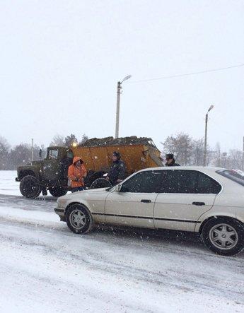 Дороги Николаевщины контролируют полицейские (ФОТО) (фото) - фото 6