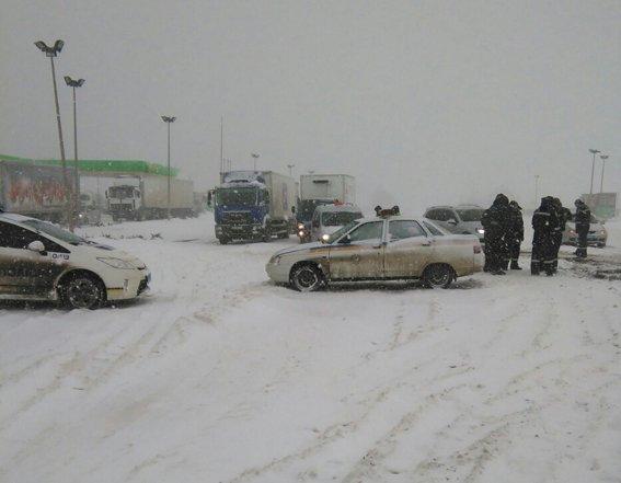 Дороги Николаевщины контролируют полицейские (ФОТО) (фото) - фото 2
