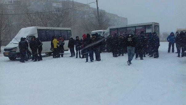 Несмотря на снижение тарифа на проезд, водителям криворожских маршруток не снизили ежедневный