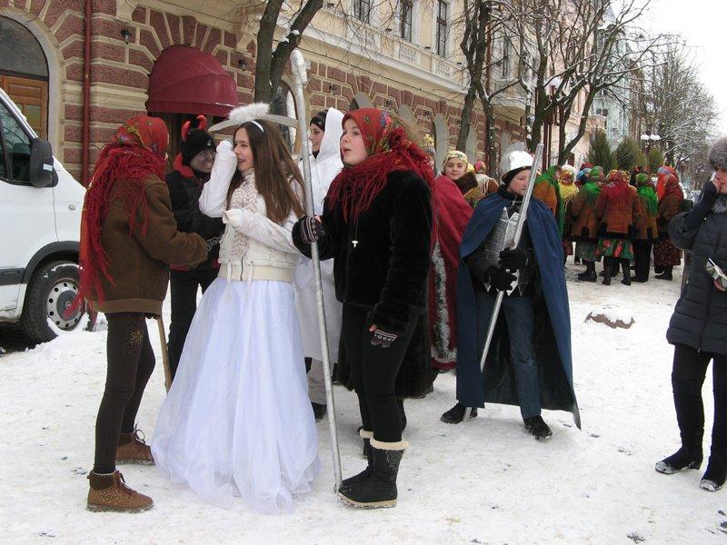 Свято «Нова радість стала» відбулося у Тернополі (фото) (фото) - фото 1