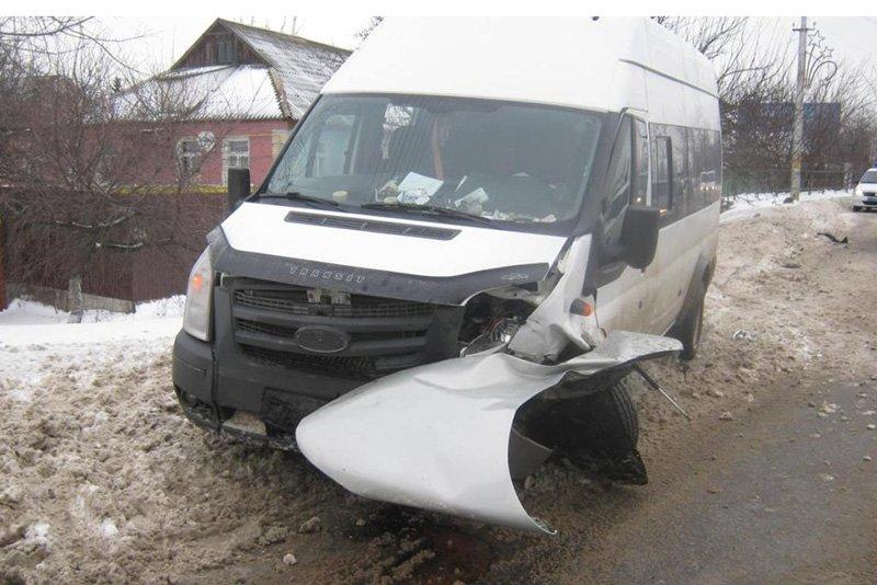 В Белгородской области на выходных в ДТП пострадали 15 человек (фото) - фото 4
