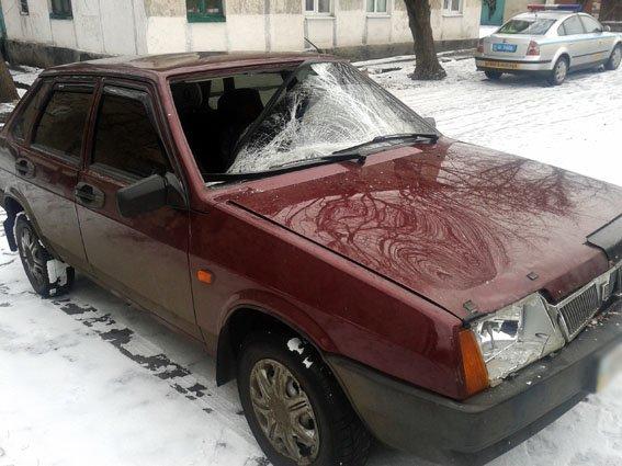 Водитель, сбивший пешехода в п. Водянское, задержан (подробности происшествия) (фото) - фото 1